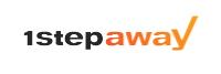 1 Step Away logo