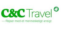 C & C Travel logo